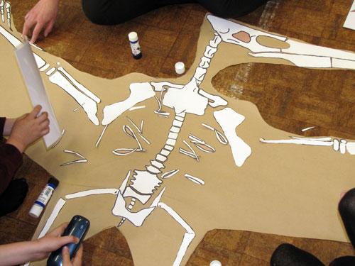 Primary School Science Workshops On Fossils  Rocks
