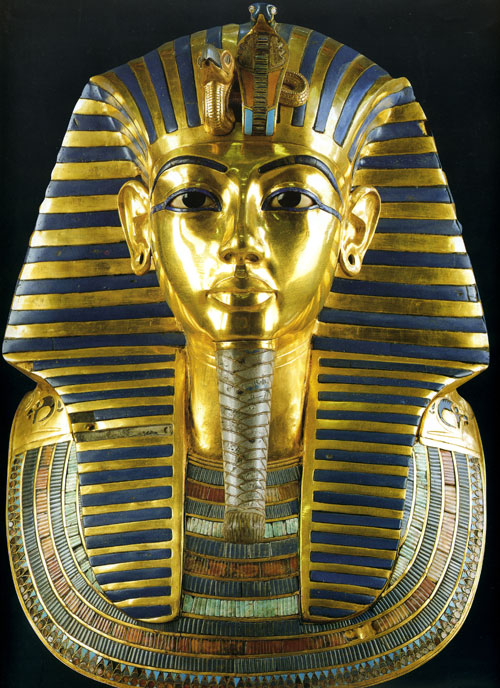 Image result for tutankhamun mask