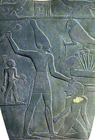 king narmer The southern king narmer (perhaps the legendary menes) wins a victory over the   others claim he was the son of narmer, the pharaoh who unified egypt  to  rule when djet died, so she may have ruled as regent until den was old enough.