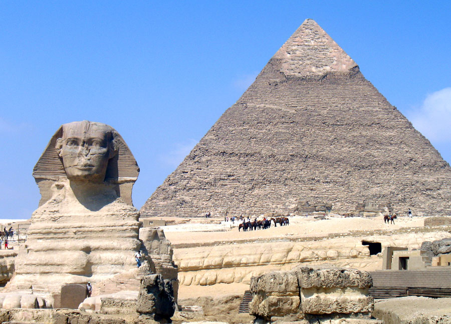 several reasons why pyramids were built in egypt Egyptologists and historians have long debated the question of who built the pyramids, and how standing at the base of the pyramids at giza it is hard to believe that any of these enormous.