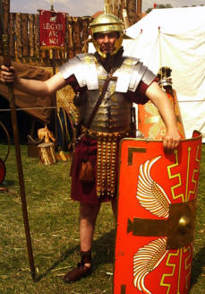 Life In The Roman Army