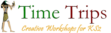 Time Trips history and science school workshops